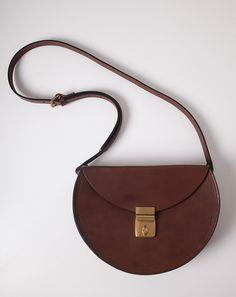 Lizzy Disney Lock Bag in Brown