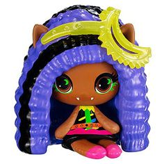 Electrified Clawdeen. Series 2, 3 Pack Exclusive