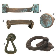 Captivating Rustic Cabinet Hardware