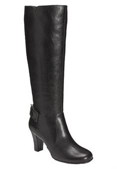Wide Width Money Role Boot by A2 Aerosoles® | Wide Calf Boots from Woman Within