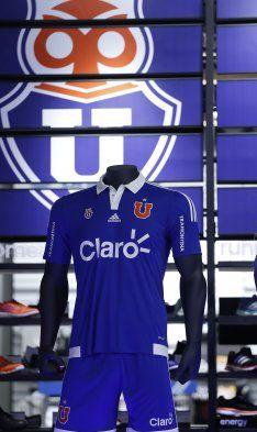 Nueva Camiseta UdeChile Chile, Soccer, Club, Tops, Amor, University, T Shirts, Sports, Futbol