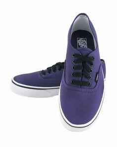 Vans Authentic Sneakers - Gothic Grape