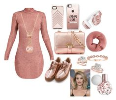 """""""street style"""" by beyond-my-thoughts on Polyvore featuring Aspinal of London, Rebecca Minkoff, Casetify, Beats by Dr. Dre, LE VIAN, Allurez and Whiteley"""