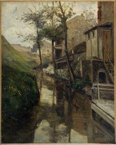 La Bièvre, rue Vulpian | Paris Musées