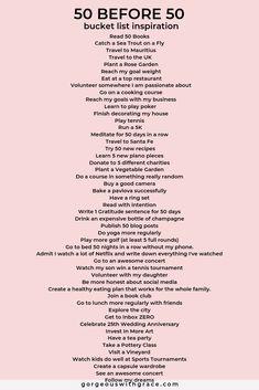 Life Goals List, Goal List, Life List, Bucket List Ideas For Women, Teenage Bucket Lists, Bucket List Life, Senior Bucket List, Bucket List Quotes, Bucket List Before I Die