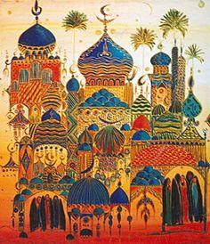 Wedad Alorfali - Iraqi art