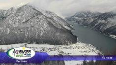 Innsbruck, Berg, Hang Gliding, Skiers, Gliders, Alps