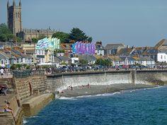 Penzance Promenade - Cornwall