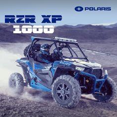 Libérate de la rutina. ¿A dónde te llevará tu RZR XP 1000 esta semana? Pide la tuya a polaris.informes@gruposcp.com #GoPolaris