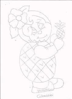 Joaninha abacaxi