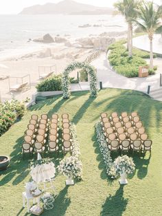 Photo by Ether and Smith  Flowers by Main Event Floristry  Venue Grand Velas Los Cabos Event Rentals by Main Event Cabo  Planner Karla Casillas & Co.