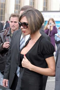 The Ever-Wonderful and Appealing Graduated Bob Hairstyle with Hues of Light Ash Brown