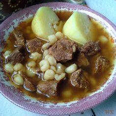 Fricasé-Spicy Bolivian-Style Pork Soup|Hispanic Kitchen January 2016