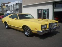1973 Mercury Montego GT, car my brother had! Edsel Ford, Ford Fairlane, Car Ford, Ford Gt, Ford Mustang, Auto Ford, Ford Motor Company, Classic Hot Rod, Classic Cars