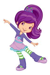 Sonhando com cores: Nova Moranguinho e sua turma - so cute! : )