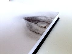 #art #drawing #sketch #lips #artleanda #pencil #paper  artleanda.com