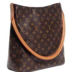 8a2fdb6475fc Louis Vuitton Looping Monogram Handbag   Dust Shoulder Bag - Tradesy Louis  Vuitton