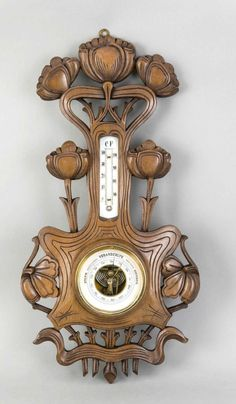 Jugendstil Barometer
