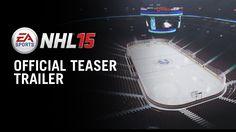 nice EA SPORTS NHL15 | Official Teaser Trailer