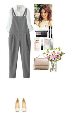 """""""Outfit Beautifulhalo"""" by eliza-redkina ❤ liked on Polyvore featuring Christian Louboutin, Christian Dior, NARS Cosmetics, Balenciaga, MAC Cosmetics, Givenchy, LSA International, women's clothing, women's fashion and women"""