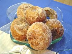 Roscos de naranja | La cocinita de Marisalas