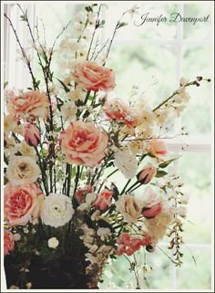 How to make your own silk flower arrangements home decor a silk flower centerpiece you can do yourself mightylinksfo Choice Image