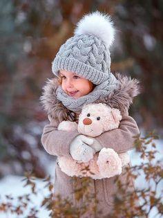 Ideas For Photography Winter Portrait Children - Photography, Landscape photography, Photography tips
