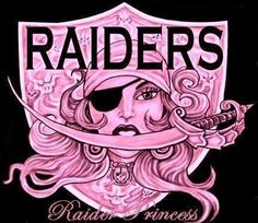 Raiders supports pink for october breast cancer
