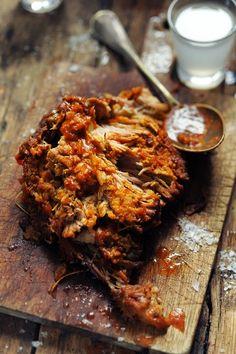 Dorian cuisine.com Mais pourquoi est-ce que je vous raconte ça... : Le plus redoutable des cochons serait aussi le plus fondant ? Irrésistible pulled pork à la ginger beer au menu !!!