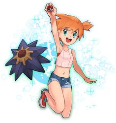 Lana (Trainer), May (Trainer), Blue / 無題 - pixiv Pokemon Waifu, Pokemon Manga, Sexy Pokemon, Pokemon Fan Art, Cute Pokemon, Pokemon Images, Pokemon Pictures, Pokemon Rouge, Pokemon Adventures Manga