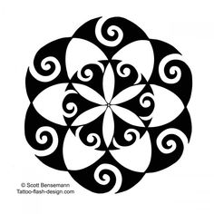 polynesian designs and patterns | Maori Geometric Design Pictures