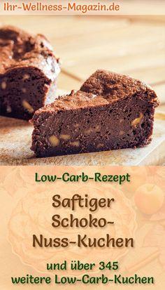 Schoko nuss kuchen saftig rezept