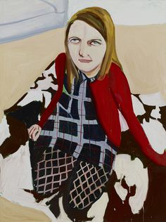 Moll - Chantal Joffe