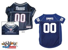 Authentic NFL Team Jerseys for Dogs on sale w/ free shipping @Coupaw