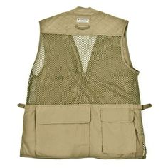 Weekender Traveler Air Vest. Makes a perfect gift for that traveler, or outdoors-man in you life. This awesome vest has pockets for everything, cellphone, maps, film, more!