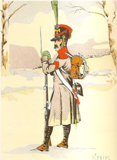 French; 30th Line Infantry, Fusilier Sergeant 1810 by H ...