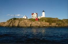 Can never get enough of Nubble Lighthouse at Cape Neddick, Maine. What a beautiful spot! Here's more on Nubble: http://www.visitingnewengland.com/scenesofnewengland3.html