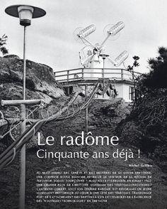 Le radôme. Cinquante ans déjà ! | ArMen