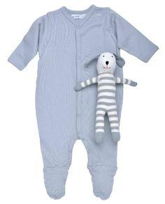 Amazon.com: Under The Nile Organic Cotton Footie Gift Set: Baby