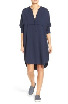 Blue dress size 4 james