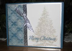 Christmas Lodge Tree by ChelleSnow - Cards and Paper Crafts at Splitcoaststampers