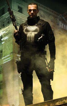 Ray Stevenson - Punisher: War Zone