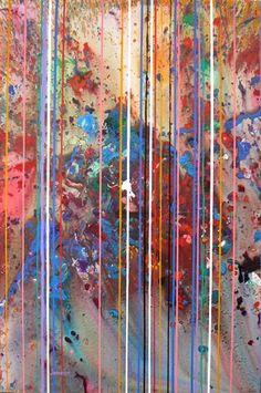 by Native Canadian painter Alex Janvier (born Dene Suline and Saulteaux Native American Paintings, Native American Artists, Canadian Painters, Canadian Artists, Visual Art Lessons, Native Canadian, Photography Sites, Indigenous Art, Aboriginal Art