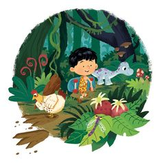 Chris Chatterton: Illustrator and animator @ North East of England Work Inspiration - Books Art And Illustration, Character Illustration, Illustrations Posters, Illustration Children, Children's Book Characters, Cute Drawings, Les Oeuvres, Art For Kids, Art Children
