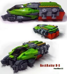 Rock Raider 3 | Flickr - Photo Sharing!