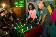Jameson Bartenders´ Ball, foi uma noite seriamente divertida, palco de uma competição entre grandes bartenders e seus cocktails com boa música e muito mais. #brandexperience #experienciademarca #eventocorporativo #whiskey #jameson #jamesonirishwiskey #bartendersball #jamesonbartendersball #pinball #competição #drinks