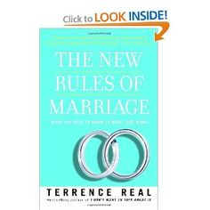 I have been loving this book....so good.    Real provides some really great insight on marriage, and discusses some super practical tools that partners can practice in their marriage.    The New Rules of Marriage: What You Need to Know to Make Love Work