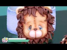 Expohobby TV - Nerina Zanchetta - Haditas del Bosque - Porcelana Fría - YouTube
