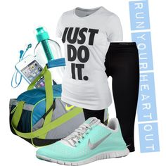 """""""Run Your Heart Out"""" by dolfyn on Polyvore"""