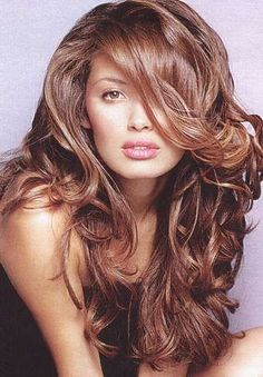 Beautiful Hair--LOVE this color for the fall/winter!!